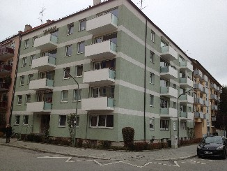 Sanierung aller Balkone