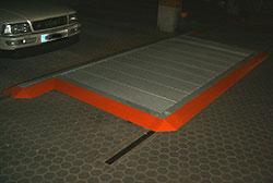 Renovierung Tiefgaragenstellplätze